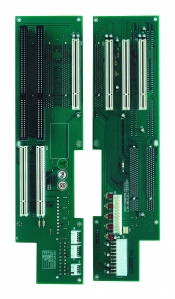 2UP4 PICMG 1.0 2U Butterfly Backplane