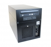 6-Slot Compact Panel Mount Industrial Computer