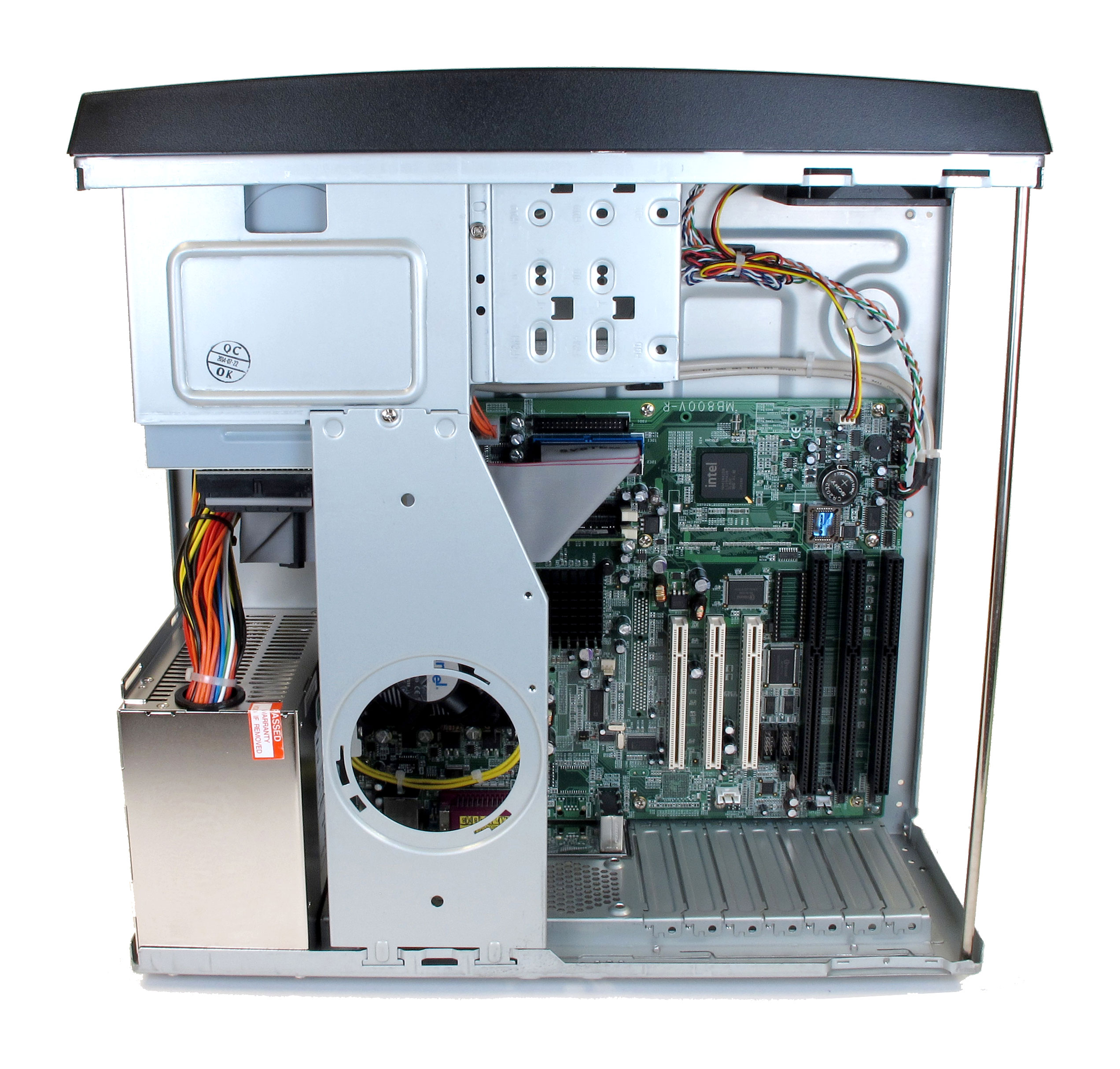 Desktop Computer Internal