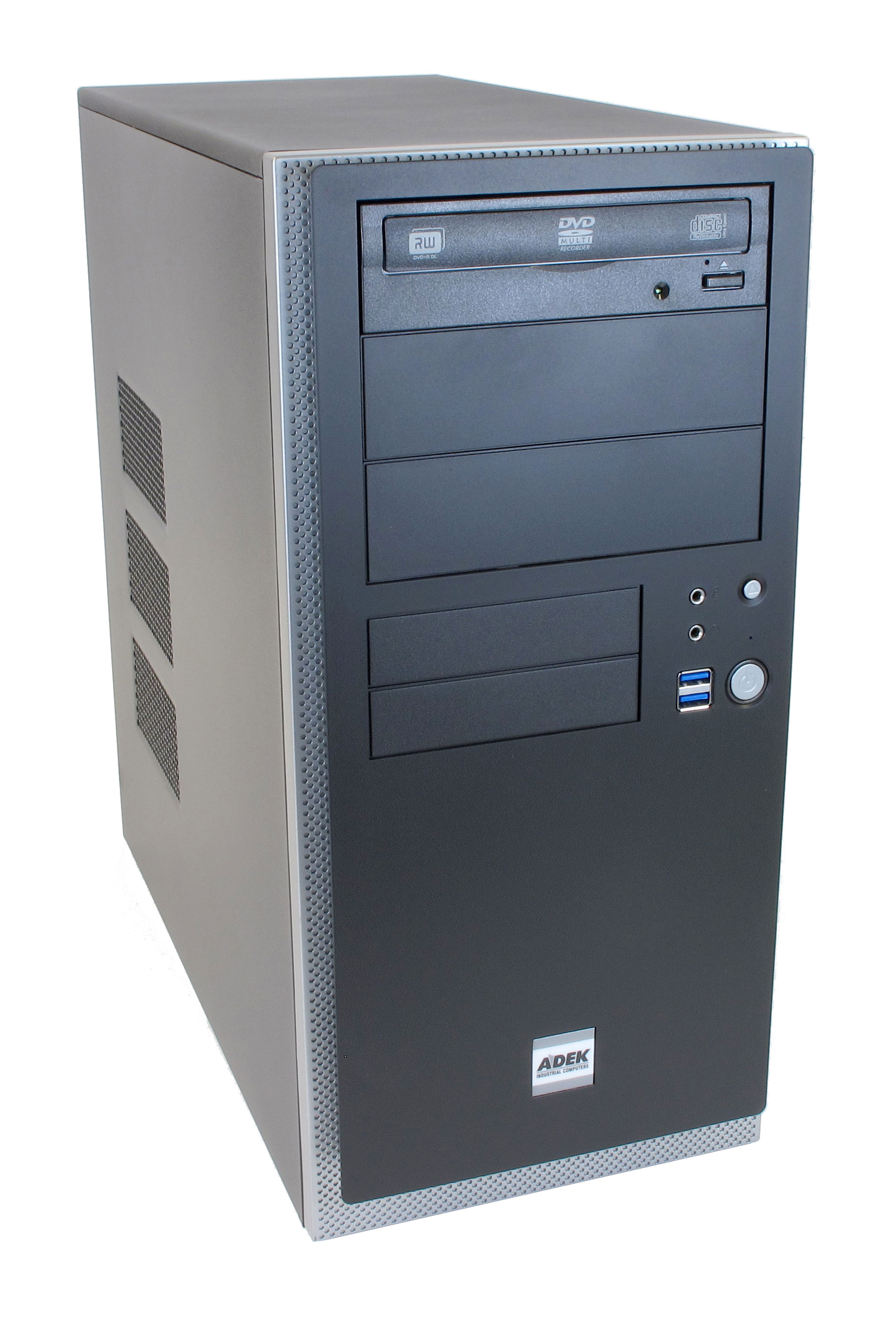 Industrial Mid-Tower Computer
