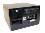 6-Slot Ultra Compact Panel Mount Industrial Computer