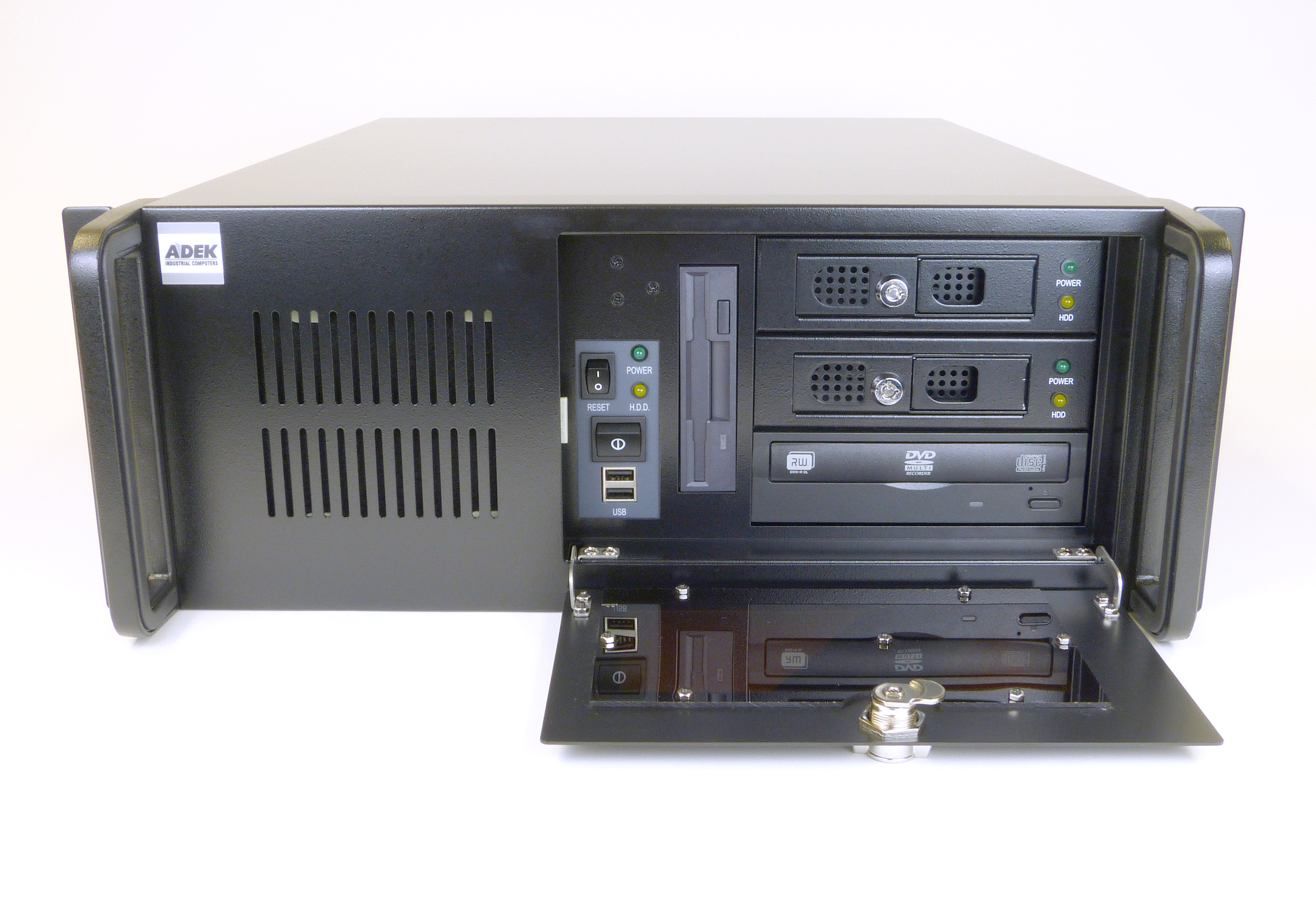 AD-586E 4U Rack Mount Server Front